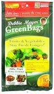 Evert-Fresh Corp. - Debbie Meyer Green Bags - 10 Large Bags by Evert-Fresh Corp.