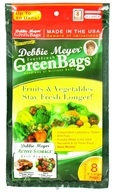 Evert-Fresh Corp. - Debbie Meyer Green Bags - 8 X-Large Bags - $3.99