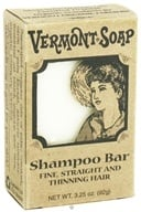 Vermont Soapworks - Bar Soap Shampoo Bar - 3.25 oz.