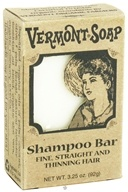 Vermont Soapworks - Bar Soap Shampoo Bar - 3.25 oz. - $3.49
