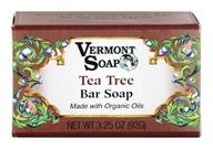 Image of Vermont Soapworks - Bar Soap Tea Tree - 3.25 oz.