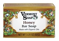 Vermont Soapworks - Bar Soap Honey - 3.25 oz. (785529000020)