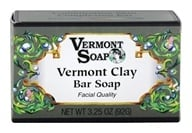 Vermont Soapworks - Bar Soap Vermont Clay Soap - 3.25 oz. (785529000228)