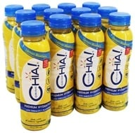 "Drink Chia - Whole Omega-3 Superfood Drink ""B Meyer"" Lemon - 8 oz. by Drink Chia"