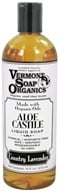 Vermont Soapworks - Aloe Castile Liquid Soap Country Lavender - 16 oz. - $7.99