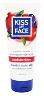 Kiss My Face - Moisturizer Superfruit Formula Pomegranate Acai - 6 oz.