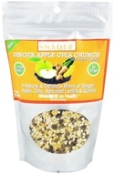 Image of The Perfect Snaque - Chia Crunch Ginger Apple - 5 oz.