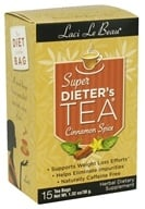 Image of Laci Le Beau - Super Dieter's Tea Cleanse Cinnamon Spice - 15 Tea Bags