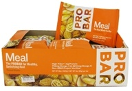Pro Bar - Whole Food Meal Bar Original Collection Peanut Butter - 3 oz. (853152100315)