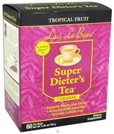 Laci Le Beau - Super Dieter's Tea Cleanse Tropical Fruit - 60 Tea Bags