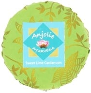 Image of Anjolie Ayurveda - Sweet Lime Cardamom Soap - 150 Grams