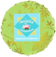 Anjolie Ayurveda - Sweet Lime Cardamom Soap - 150 Grams - $9