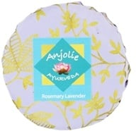 Image of Anjolie Ayurveda - Rosemary Lavender Soap - 150 Grams