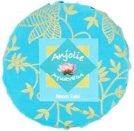 Image of Anjolie Ayurveda - Neem Tulsi Soap - 150 Grams CLEARANCE PRICED