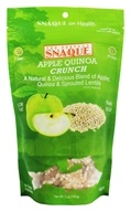 The Perfect Snaque - Quinoa Crunch Apple - 5 oz., from category: Health Foods