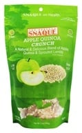 The Perfect Snaque - Quinoa Crunch Apple - 5 oz. by The Perfect Snaque