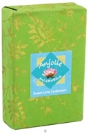 Image of Anjolie Ayurveda - Sweet Lime Cardamom Soap - 100 Grams