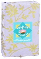 Anjolie Ayurveda - Rosemary Lavender Soap - 100 Grams, from category: Personal Care