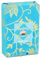 Anjolie Ayurveda - Neem Tulsi Soap - 100 Grams, from category: Personal Care