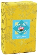 Anjolie Ayurveda - Neroli Lemon Soap - 100 Grams (013964598605)