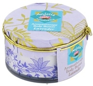 Anjolie Ayurveda - Aromatherapy Body Butter Lavender - 60 Grams CLEARANCED PRICED