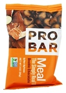 Pro Bar - Whole Food Meal Bar Original Collection Double Chocolate - 3 oz. (853152100339)