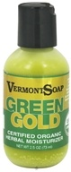 Image of Vermont Soapworks - Green Gold Herbal Moisturizer - 2.5 oz.