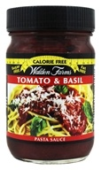 Walden Farms - Calorie Free Pasta Sauce Tomato & Basil - 12 oz. by Walden Farms