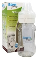 Image of BornFree - Glass Bottle BPA Free Medium Flow - 9 oz.