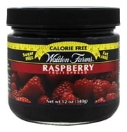 Walden Farms - Calorie Free Fruit Spread Raspberry - 12 oz. (072457990333)