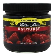 Image of Walden Farms - Calorie Free Fruit Spread Raspberry - 12 oz.