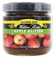 Walden Farms - Calorie Free Fruit Spread Apple Butter - 12 oz. (072457990777)