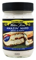 Walden Farms - Calorie Free Amazin' Mayo Sweet & Tangy - 12 oz. by Walden Farms