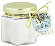 Vermont Soapworks - Bath Salts Aromatherapy Unscented - 3.5 oz.