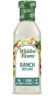Walden Farms - Calorie Free Salad Dressing Ranch - 12 oz. (072457331044)