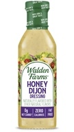Walden Farms - Calorie Free Salad Dressing Honey Dijon - 12 oz. by Walden Farms