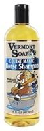 Vermont Soapworks - Equine Magic Horse Shampoo - 16 oz.