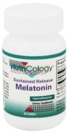 Nutricology - Sustained Release Melatonin 1.2 mg. - 60 Tablets by Nutricology