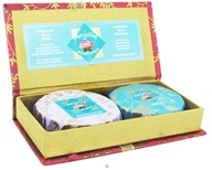 Image of Anjolie Ayurveda - Rosemary Lavender and Neem Tulsi Soap Herbal Gift Box - CLEARANCE PRICED
