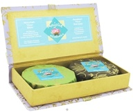 Anjolie Ayurveda - Seven Spice and Sweet Lime Cardamom Soap Spice Gift Box - CLEARANCE PRICED (091037444912)
