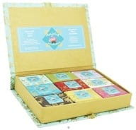 Anjolie Ayurveda - 9 Mini Soaps Assortment Gift Box