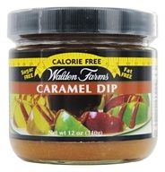 Walden Farms - Calorie Free Dip Caramel - 12 oz. (072457325555)