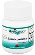 Nutricology - Enteric-Coated Lumbrokinase - 30 Capsules