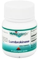 Image of Nutricology - Enteric-Coated Lumbrokinase - 30 Capsules