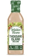 Walden Farms - Calorie Free Salad Dressing Thousand Island - 12 oz., from category: Health Foods