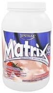 Image of Syntrax - Matrix 2.0 Sustained-Release Protein Blend Strawberry Cream - 2 lbs.
