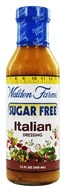 Walden Farms - Sugar Free Salad Dressing Italian - 12 oz.