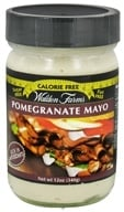 Walden Farms - Calorie Free Mayo Pomegranate - 12 oz. (072457660557)