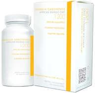 Creative BioScience - African Mango Diet 1200 mg. - 60 Capsules, from category: Diet & Weight Loss