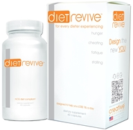 Creative BioScience - Diet Revive with Slimaluna - 60 Capsules CLEARANCE PRICED (816907010086)